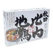 箱入り秋田比内地鶏ラーメン