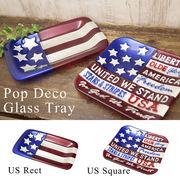 【Pop Deco Glass】ポップデコガラス US トレー♪