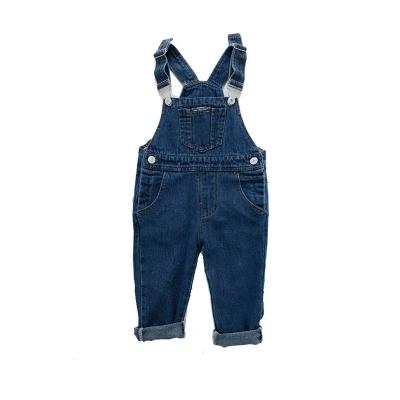 10239c4303344 キッズ洋服 男児 デニムオーバーオール 春秋 新しいデザイン 赤ちゃんのズボン 児童 ズ