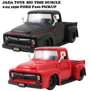 JADATOYS 1:24 1956 FORD F100 PICKUP ミニカー