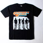 ロックTシャツ Clockwork Orange クロックワーク オレンジ 時計じかけのオレンジ