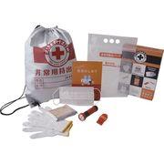 (4月より予約販売に変更)セーフティ緊急防災8点セット SW-14120【取寄品】