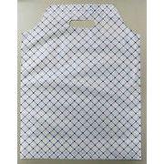 【特価品】マウントバッグ キルト (白×紺) SS~Mサイズ