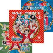人気アニメ「ONE PIECE(ワンピース)」のハンカチ3柄セット