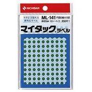 ニチバン マイタック ML-141 緑 ML-141-3 00740437