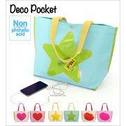 トートバッグ RT.MED Deco Pocket-A