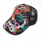Etu 刺繍入りキャップ キャップ 帽子 ヒップホップ 男女兼用