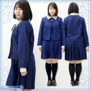 ■送料無料■ 大妻中野高等学校 旧制服(ボレロ) サイズ:M/BIG