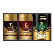 (食品)(コーヒー詰合せ)キーコーヒー 挽きたての香りギフト ADA-20A