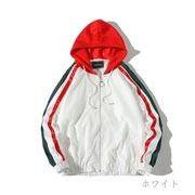 ♪フード付き♪人気予約ジャケット♪全4色◆【春夏新作】
