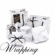 BLHW156344◆5000以上【送料無料】◆贈り物 ・大理石柄・包装・アクセサリーやプレゼントに最適!紙袋