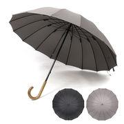 [58cm]16本骨傘 紳士 メンズ 和風傘