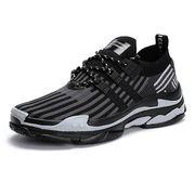 アウトドア ウォーキング ランニングシューズ ランニングシューズ スニーカー 通気性 運動靴  日常着用