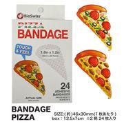 Bandage ピザ バンドエイド 絆創膏 PIZZA アメ雑 アメリカ雑貨