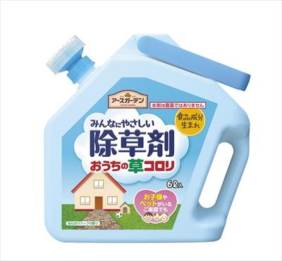 おうちの草コロリ6L 【 アース製薬 】 【 園芸用品・除草剤 】