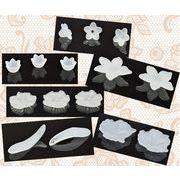アクリル製花パーツ フラワーパーツ 2.8円均一