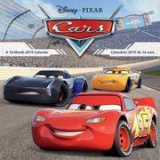 CARS ウォールカレンダー ウォールカレンダー