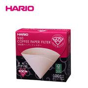 「公式」V60用ペーパーフィルター02M 100枚箱入り_HARIO(ハリオ)