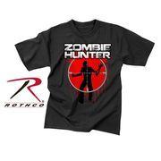 ROTHCO ロスコ ビンテージ・グラフィックプリント Tシャツ ゾンビ・ハンター USA アメリカ直輸入