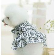 ★新作犬服  ワンピース 犬の服★ 犬 ワンちゃん服 ドッグウェア ペット用品 (XS-XL)★