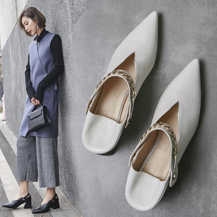 レディース靴 シンプル デイリーパンプス トレンド 上品 カジュアル