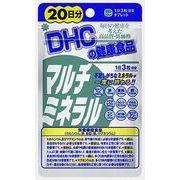 DHC マルチミネラル 20日分