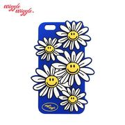 【Wiggle Wiggle 正規品】 [iPhone8対応] iPhone7 6S 6 シリコンケース (Daisy) デイジー