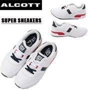 【激安!】ALCOTT アルコット メンズ スニーカーシューズ