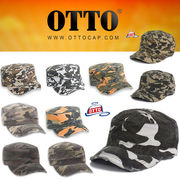 OTTO Camouflag Washed Cotton CAP  13857