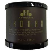 車用消臭芳香剤 缶タイプ IKOKKA ハニーソープ
