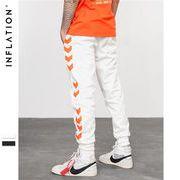 メンズ ズボン 新作 デニムパンツ ハレンのズボン ジュニア かっこいい カジュアル ポケット SALE