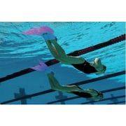 アリーナ 水泳 練習用具 キッズ スイムフィン 足首の自由度を上げるオープンヒールタイプ キッズ用 潜水