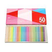 ホルベイン 色鉛筆 パステルトーンセット 50色 紙函 OP936