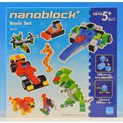 ナノブロックプラス ベーシックセット BPS-010