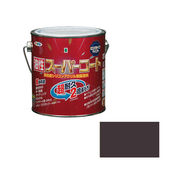 アサヒペン 油性スーパーコート 0.7L オータムブラウン×5セット