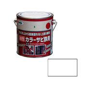 アサヒペン カラーサビ鉄用 0.7L 白×5セット