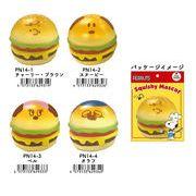 「NIC」「squishy」「スクイーズ」PEANUTS スヌーピーハンバーガー