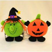 新作★ハロウィン雑貨 パンプキン 装飾 南瓜 カボチャ おもちゃ 人形