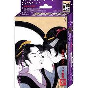 「浮世絵シリーズ」歌麿ライン エッセンスマスク EGF+江戸紫 10枚入