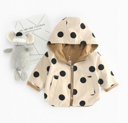 キッズジャケット  2面着用可 普段着 長袖 子供コート 日常用 男の子 女の子