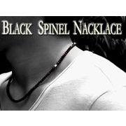 ネックレス  黒の輝き メンズ ネックレス BSN-010