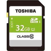 東芝 SDHCカード32GBクラス10 SDAR40N32G