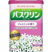 バスクリン ジャスミンの香り 600G 【 バスクリン 】 【 入浴剤 】