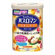 バスロマン スキンケア シアバター&ヒアルロン酸 【 アース製薬 】 【 入浴剤 】