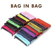 【即配】バッグインバッグ インナーバッグ  トラベルポーチ コスメポーチ 化粧ポーチ  ◆メール便対応可◆