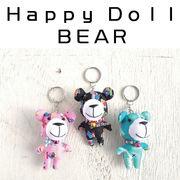 ■ピズム■■2018AW 新作■ Happy doll BEAR