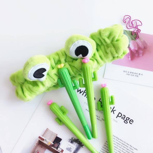 ボールペン 中性ボールペン 水性ボールペン 文房具 筆記具 サボテン形