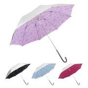 【60cm】日傘 晴雨兼用 UVカット率/遮光率99%以上 レディース  春夏新作
