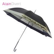 [58cm]日傘 晴雨兼用 UV 長 ジャンプ傘