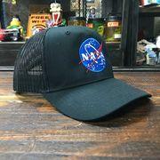 NASA公認 OTTO(オットー)スナップバック・メッシュキャップ・インサイニア(ミートボール)